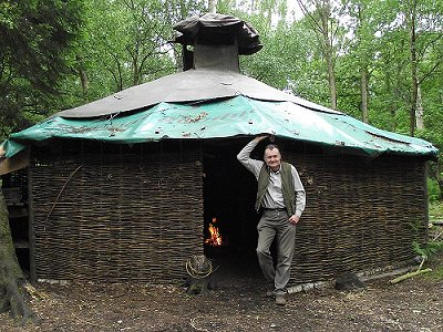Dave and his Round House