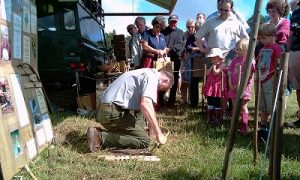 Showing Bow Drill