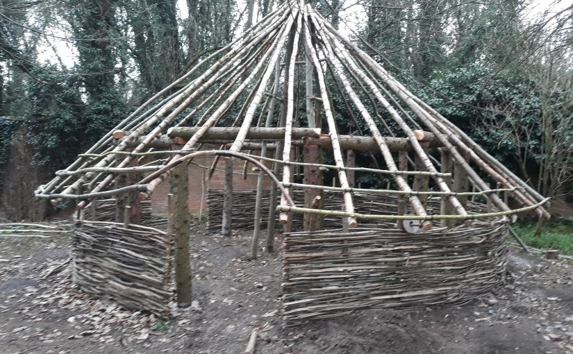 Hams Hall Roundhouse