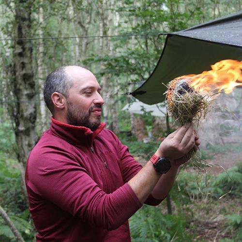 Fire lighting workshops